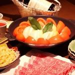 「三田ばさら」トマトすき焼き鍋/一休レストラン