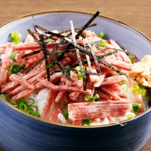 北海道・帯広「夢がいっぱい牧場」/熟成牛のビフトロ丼